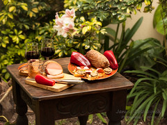 Nice to know what we are eating - homemade Smoked Pork Tenderloin and French Country Pate (janusz l) Tags: food garden french nice wine traditional country tasty sandwich meat pork oldfashion products pate canning tenderloin smoked flavorful preserving janusz leszczynski foodstyling