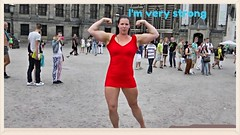 Tall muscle woman (gmunchow) Tags: woman mixed amazon muscle wrestling strong tall femdom musclewoman tallwoman fbb headscissor mixedwrestling muscleamazon