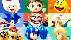 Newest Mariokart 8 Compatible amiibo!! (Luigi Fan) Tags: bowser 8 mario sonic pacman toad kart mariokart villager megaman wario olimar rosalina amiibo