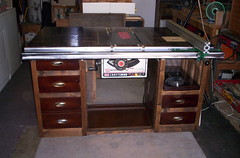David Kyes Table saw build 017