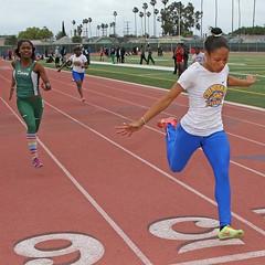 D123917S (RobHelfman) Tags: sports losangeles track fremont highschool trackmeet crenshaw kaylawilliams