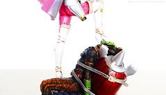 DSC_1782edtitle (Okamidensetsu) Tags: toy toys momo ranger figure bandai sic powerrangers sentai takumidamashii toyphotography momoranger supersentai blindbox sictakumidamashii