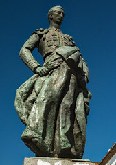 Manolete (1917-1947), Cordoba (phillipbonsai) Tags: spain bullfighter cordoba torero manolete whitestork manuellaureanorodrguezsnchez