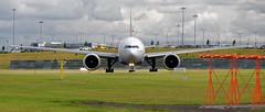Boeing 777 (kate&drew) Tags: 2016 aircraft airports birminghamairport july boeing 777 emirates birmingham
