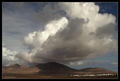 Playa Blanca (Zsuzsa Por) Tags: sky espaa cloud spain lanzarote canarias cielo 2470l nube ef2470mmf28lusm canonistas canoneos7d