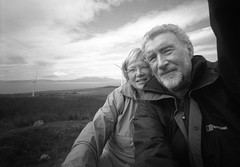 """New Day"" (wheehamx) Tags: homemade camera plastic lens electric shutter busbie muir moor selfie"