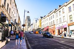 Bristol - Park Street (Michele 'MIKEY' Schirru) Tags: cabot cabottower bristol ssgreatbritain snuffmills