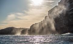 Cliffs of north head Sydney (kroeger.jonas) Tags: manly sydney cliffs northhead rockycoastline nikond750 nikkor70200f4