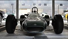 Cooper T71/73 Formula 1 (1964) (Transaxle (alias Toprope)) Tags: classicremise meilenwerk berlin cooper t7173 t71 formula1 1964 powertrain lotus twincam 1500 john taylor 1960s racing race racingcars