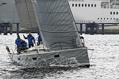 """Desna"" Knierim 49 (winchman2010) Tags: sailing segeln regatta yachts boats kiel baltic ostsee welcomerace"