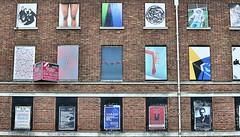 "Advertise ! (CJS*64 ""Man with a camera"") Tags: old windows abstract brick wall buildings manchester nikon shapes nikkor salford derelict dereliction cjs revamp nikkorlens 35mmlens nikonflickraward nikond7000 35mm18lens craigsunter cjs64"