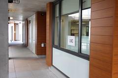 West Exterior Hallway