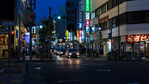 Motoshige-cho-Dori, Nishiki 3-chome, Nagoya