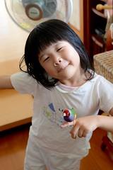 DSC_9257 (Jenny Yang) Tags: 小啾啾 小呆 小蕃茄 胡錦鳥 寵物鳥 lady gouldian finch pet bird