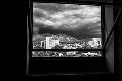 Vue...sur Marseille (vedebe) Tags: architecture fentre lecorbusier rue street city ville urbain ciel noiretblanc netb nb bw monochrome marseille provence france cit