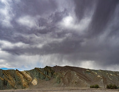 Storm, Death Valley NP (paul maxim) Tags: cameras majortrips deathvalleynp cam12olympusem1 2016springwt nationalparks furnacecreek california