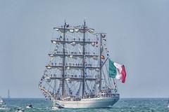 Cuauhtemoc (supremo_0) Tags: cuauhtemoc barco buque velero mar