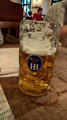 Munich (heytampa) Tags: munich germany hofbräuhaus beer glass mug stein