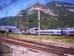 CULOZ (marsupilami92) Tags: france frankreich rhnealpes ain 01 ferrailleur tgvsudest voieferre culoz sme dmolition montagne sncf