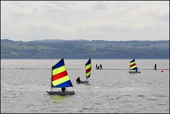 West Kirby Wirral  230816 (28) (over 4 million views thank you) Tags: westkirby wirral lizcallan lizcallanphotography sea seaside beach sand sandy boats water islands people ben bordercollie dog beaches reflections canoes rocks causeway yachts outside landscape seascape