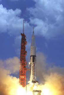 #TBT: Saturn IB AS-202 Launches -- Aug. 25, 1966