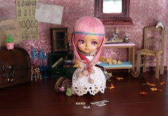 Folk's Heart #3 (Arthoniel) Tags: folk summoner lati latidoll latiyellow tan limited pharaohscurse doll bjd balljointeddoll collection diorama ooak laboratory roombox dollhouse rement callcifer howlsmovingcastle fire miniature tiny toy figure elf denaliwind custom faceup