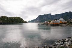 Isole Lofoten-34 (Luca Latini) Tags: landscape paesaggio viaggio travel sky cielo norway norvegia mountain montagna svolvaer reine alofoten lofoten ocean lucalatini oceano