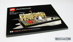 Instruction Manual (WhiteFang (Eurobricks)) Tags: lego architecture set landmark country buckingham palace victoria elizabeth royal royalty family crown jewel imperial statue tourist united kingdom uk micro bus taxi