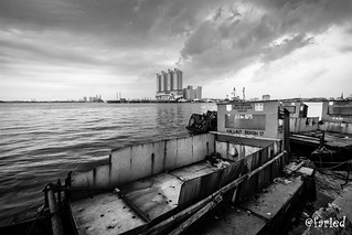 port of muara karang, jakarta