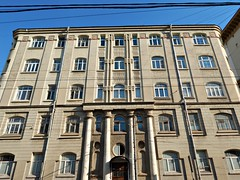 moskva1 (Horosho.Gromko.) Tags: moscow city russia summer street building