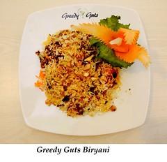 Greedy Guts Biryani