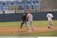 2015-03-20 2118 College Baseball - Cleary @ Butler University (Badger 23 / jezevec) Tags: game college sports photo athletics university image baseball università picture player colegio athlete spor universiteit esporte bulldogs collegiate universidade faculdade cougars atletismo basebal honkbal kolehiyo hochschule 2100 béisbol laro butleruniversity atletiek kolej collège athlétisme leichtathletik olahraga atletica urheilu yleisurheilu atletika collegio besbol atletik sporter friidrett спорт bejsbol kollegio beisbols palakasan bejzbol спорты sportovní clearyuniversity kolledž pesapall beisbuols hornabóltur bejzbal beisbolas beysbol atletyka lúthchleasaíocht atlētika riadha kollec bezbòl 20150320