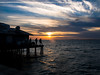 Sunrise Over Tampa Bay (Ken Mobile) Tags: color sunrise tampa bay florida olympus omd citypier manateecounty em5 1454mmf2835 kenmobile