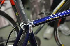 NAHBS2015_0200 Cherubim  R-2 (kurtsj00) Tags: show bicycle ky frame louisville custom r2 cherubim 2015 nahbs