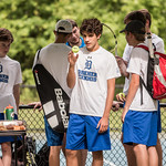 DHS Varsity Tennis vs ACF