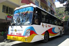 GL Trans 199 at Bontoc, Mountain Province (III-cocoy22-III) Tags: city mountain bus philippines baguio trans province 199 gl bontoc lizardo