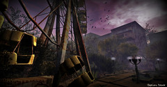 until the end of time 2 (Obscura Benoir) Tags: abandoned apocalypse sl secondlife pigeonisland endtime