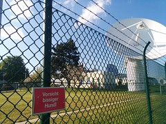 "Bundesstelle fr ""Fernmeldestatistik"" Schningen, Germany (cocoate.com) Tags: germany data antennas bnd telecommunications nsa inmarsat schningen globalsurveillance"