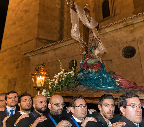 La Virgen Dolorosa de la Vera Cruz