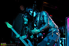 New Years Day live at Irving Plaza 03.28.15 (ACSantos) Tags: nyc newyorkcity ny concert livemusic newyearsday irvingplaza musicphotography livemusicphotography ashcostello beyondthebarricade musicexistence