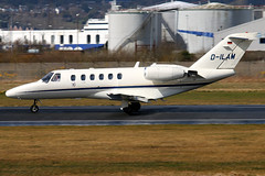 D-ILAM (GH@BHD) Tags: corporate aircraft aviation executive cessna citation citationjet cj2 bizjet bhd belfastcityairport citationcj2 dilam c525 liebherraerospacelindenberg