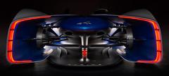 Alpine GT6_05 (hadesse) Tags: car nikon automobile automotive voiture alpine feux gt6 conceptcar détail carbone