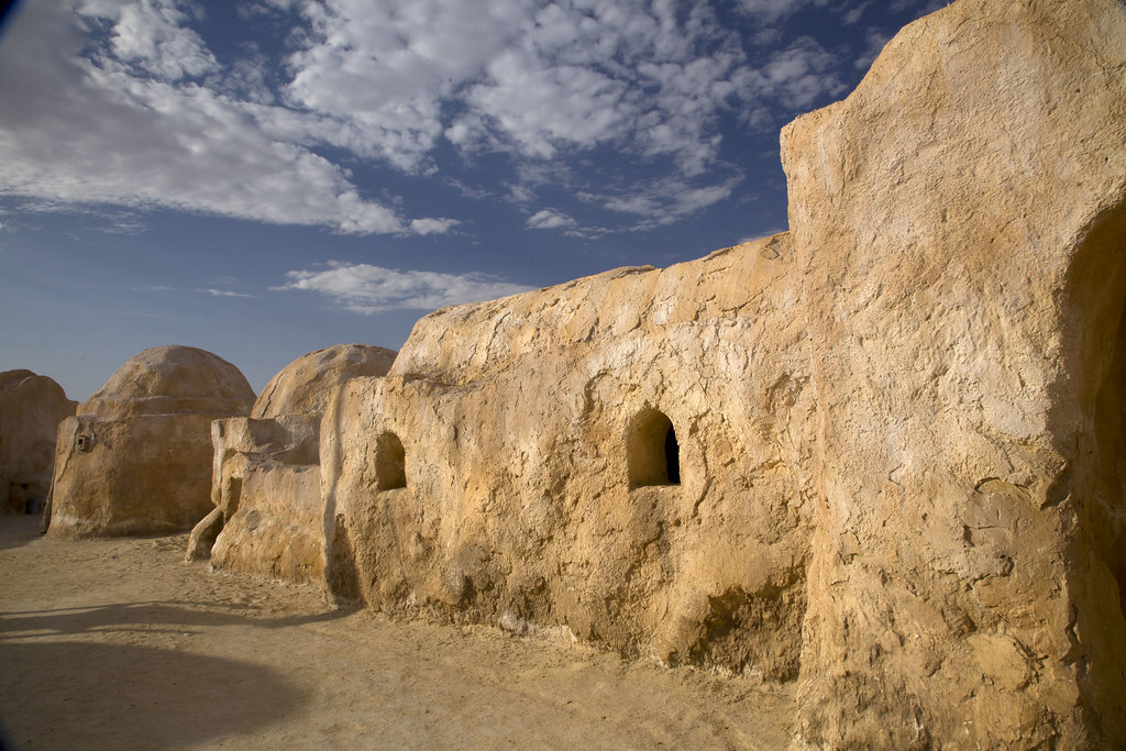 Star Wars town - Tunisia