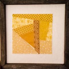 Faith Circle do.good.stitchesApril Yellow (Lettyb) Tags: quilt blocks