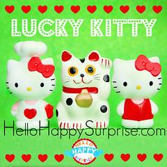 Hello Kitty Maneki Neko Lucky Cat (hellohappysurprise) Tags: toy toys happy miniature hellokitty sanrio minifigs manekineko luckycat minifigures toyphotography toyfigure toycollection toyfigures toypics toycollector toypicture hellohappysurprise toyfig