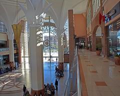 Marrakesh railway station (JohntheFinn) Tags: africa railroad station architecture railway railwaystation morocco maroc marrakech marrakesh marokko afrique railroadstation highatlas arkkitehtuuri rautatieasema afrikka