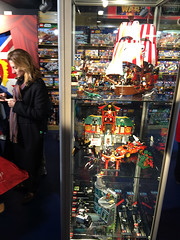 Hamley Toy Store (WhiteFang (Eurobricks)) Tags: shop retail set shopping model lego display centre stores department certified