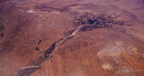 A tree in the desert (Outback, Australia)