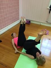 Melbourne April  2015 Rainbow Kids Yoga Teacher Training (Rainbow Yoga) Tags: family yoga fun melbourne convent abbotsford partneryoga rainbowkidsyoga communityyoga