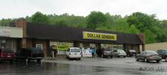 Dollar General -- Mount Vernon, KY (xandai) Tags: retail kentucky ky mountvernon dollarstore dollargeneral rockcastlecounty discountstore dollargeneralstore